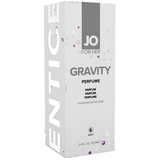 System Jo - Gravity Perfume For Her 3.4 Oz (White) Pheromones - CherryAffairs Singapore