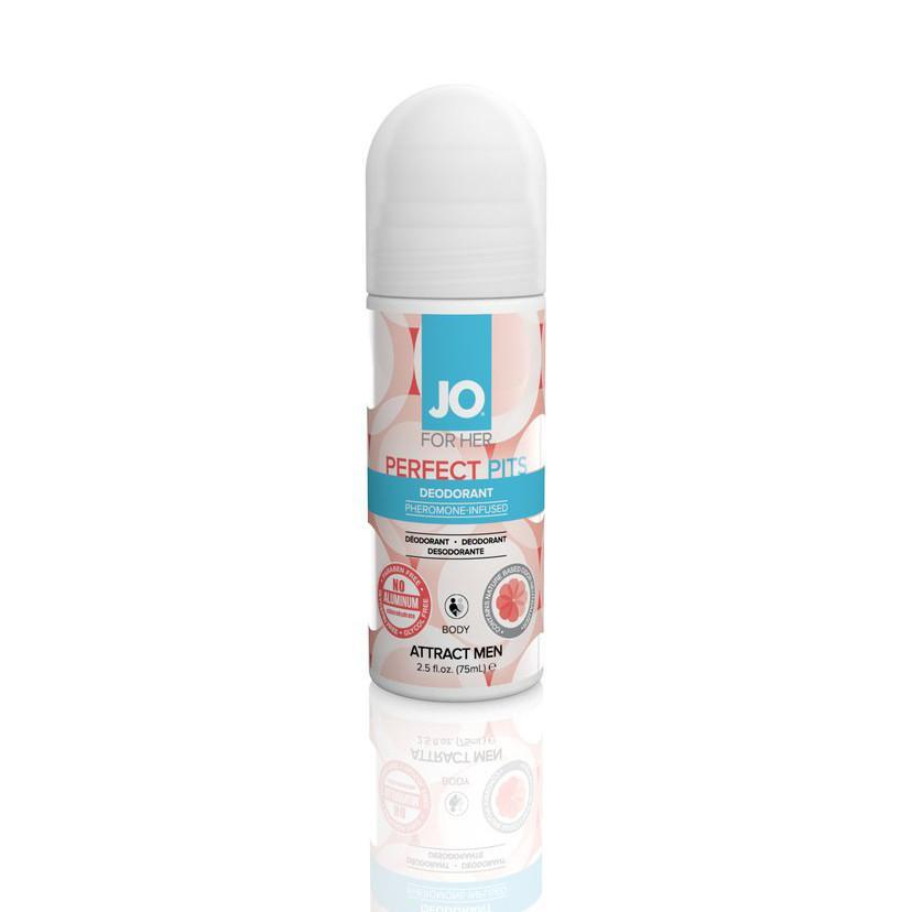 System JO - Perfect Pits Pheromone Deodorant Women-Men 75 ml Pheromones - CherryAffairs Singapore