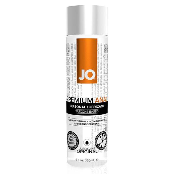 System JO - Premium Anal Silicone Lubricant 120 ml (Original) Lube (Silicone Based) Singapore