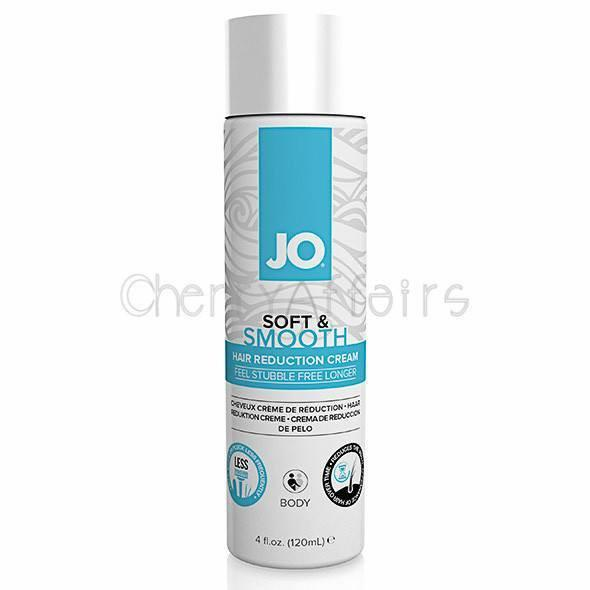System JO - Soft & Smooth Hair Reduction Cream 120 ml Hair Removal Cream - CherryAffairs Singapore