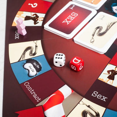 Tease - Tie and Tease Couple Board Game | CherryAffairs Singapore
