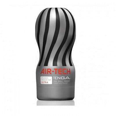 Tenga - Air-Tech Reusable Vacuum Cup Masturbator (Ultra) Masturbator Resusable Cup (Non Vibration) Singapore