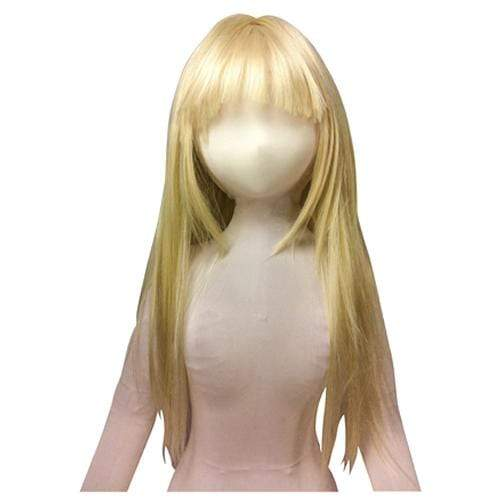 Tokyo Libido - Ea Long Honey Blonde Hair Wig Love Doll Accessory (Gold) Accessories 4582167500204 CherryAffairs