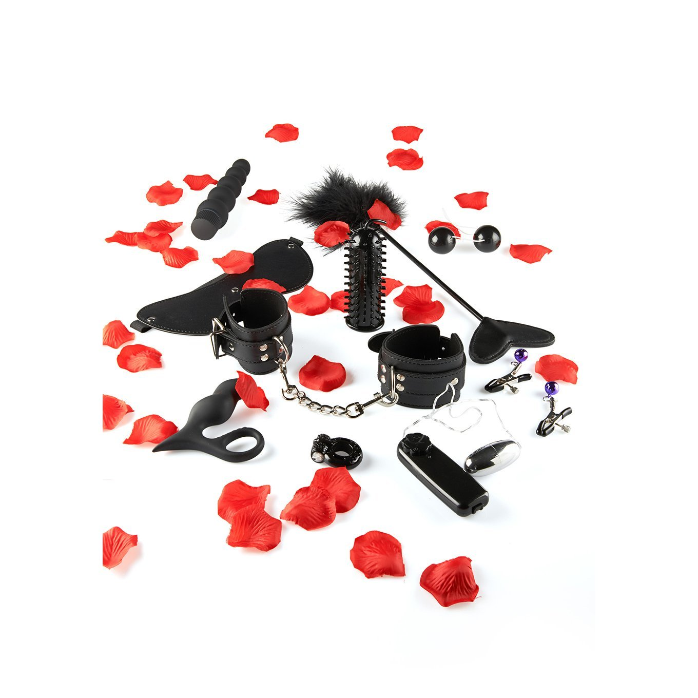 ToyJoy - Lovetoy Starter Kit BDSM Set Singapore