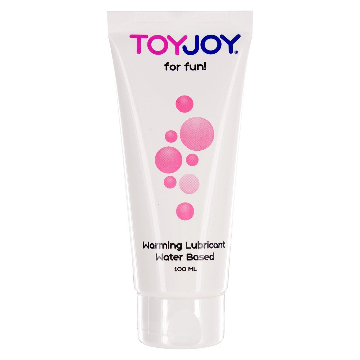 ToyJoy - Warming Lubricant Waterbased 100 ml Warming Lube Singapore