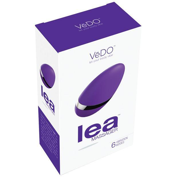 VeDO - Lea Pebble Couples' Vibrator (Into You Indigo) Couple's Massager (Vibration) Non Rechargeable Singapore