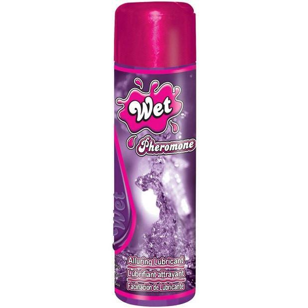 Wet - Pheromone Alluring Water Based Lubricant 3.5 Ounce (Lube) Lube (Water Based) - CherryAffairs Singapore