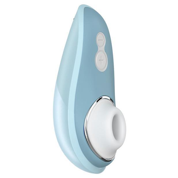 Womanizer - The Original Liberty Clit Massager (Powder Blue)