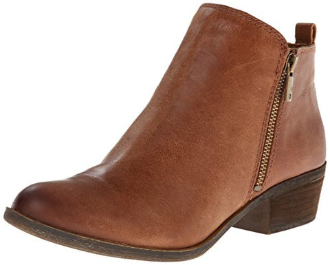 Lucky Women's Basel Boot, Toffee, 9 M US