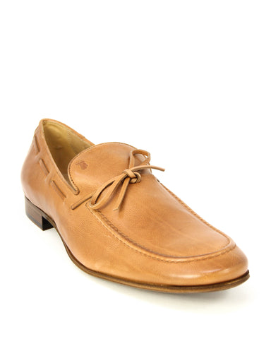 Tod's Men's CUOIO Leather Moccasins Loafers XXM0SV0A390CL1S002