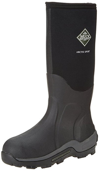 The Original MuckBoots Adult Arctic Sport Boot, Black