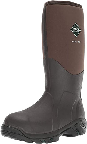 MUCK BOOT COMPANY Men's Arctic Pro Hunting Boot, Bark