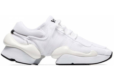 adidas Y-3 Kaiwa F99798 White Bold Lace Up Sneakers