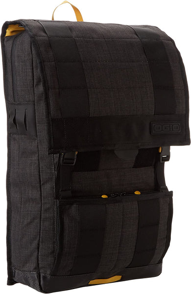OGIO International Commuter Backpack, Black/Curry