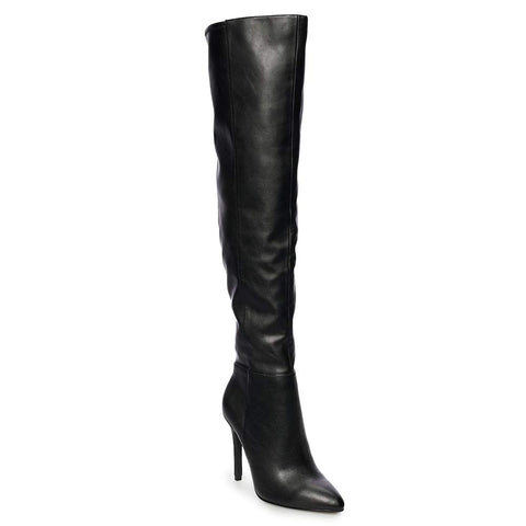 Charles by Charles David Dixie Over The Knee Fitted Dress Boots Stiletto Boots
