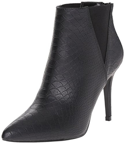 LFL by Lust For Life Women's L-Spell Boot Pointed Toe High Heel Ankle Booties