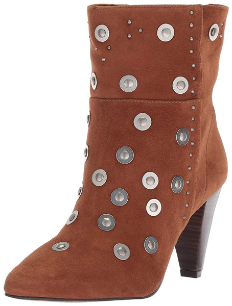 LFL by Lust For Life Casablanca Studded Pointed Toe Side Zip Fashion Ankle Boot