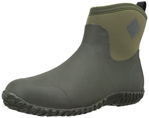 Muck Boot Men's Muckster II Ankle Waterproof Snow Boot Work Shoe Moss / Green