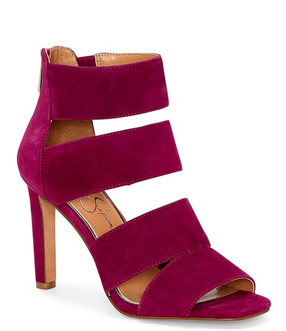 Jessica Simpson Women's Cerina, boysenberry