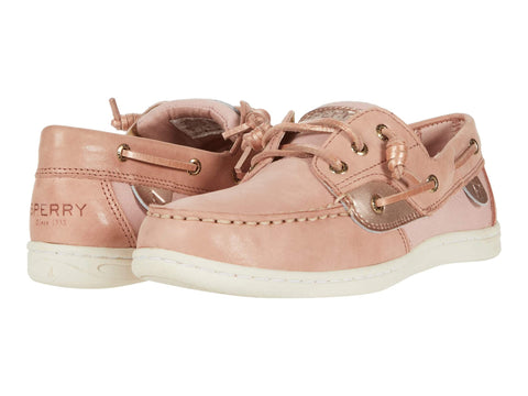 Sperry Top-Sider Songfish Slip On Boat Shoe BLUSH