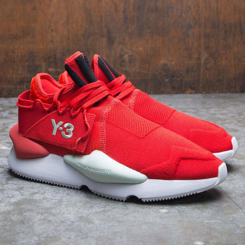 Adidas Y-3 KAIWA SNEAKERS F97420 Y3 Yohji Yamamoto Shoes Trainers Runners REd