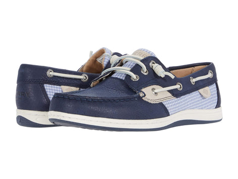 Sperry Top-Sider Songfish Slip On Boat Shoe NAVY