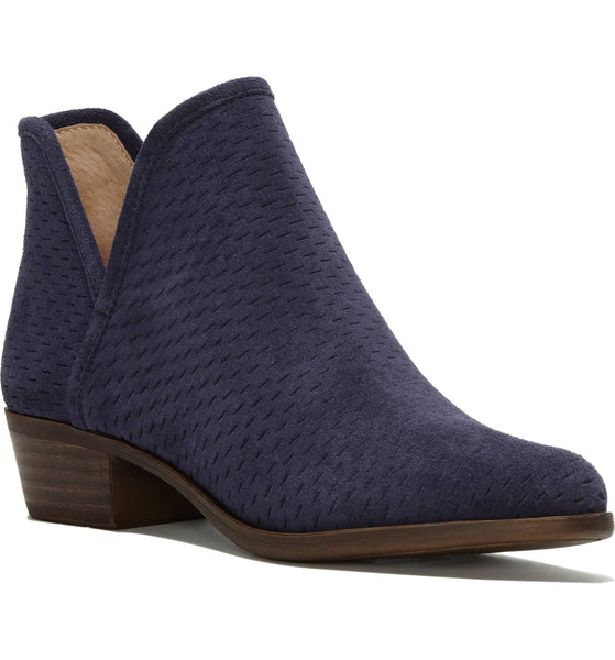 Lucky Brand Women's Baley Fashion Boot, Moroccan Blue,