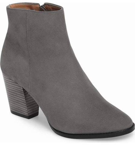 Klub Nico Bellerie Tapered Heel Bootie Block Heel Ankle Boot