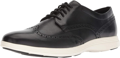 Cole Haan Men's Grand Crosscourt II Sneaker, Black,