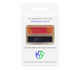 Kamshield Webcam Cover | Basketball + Black