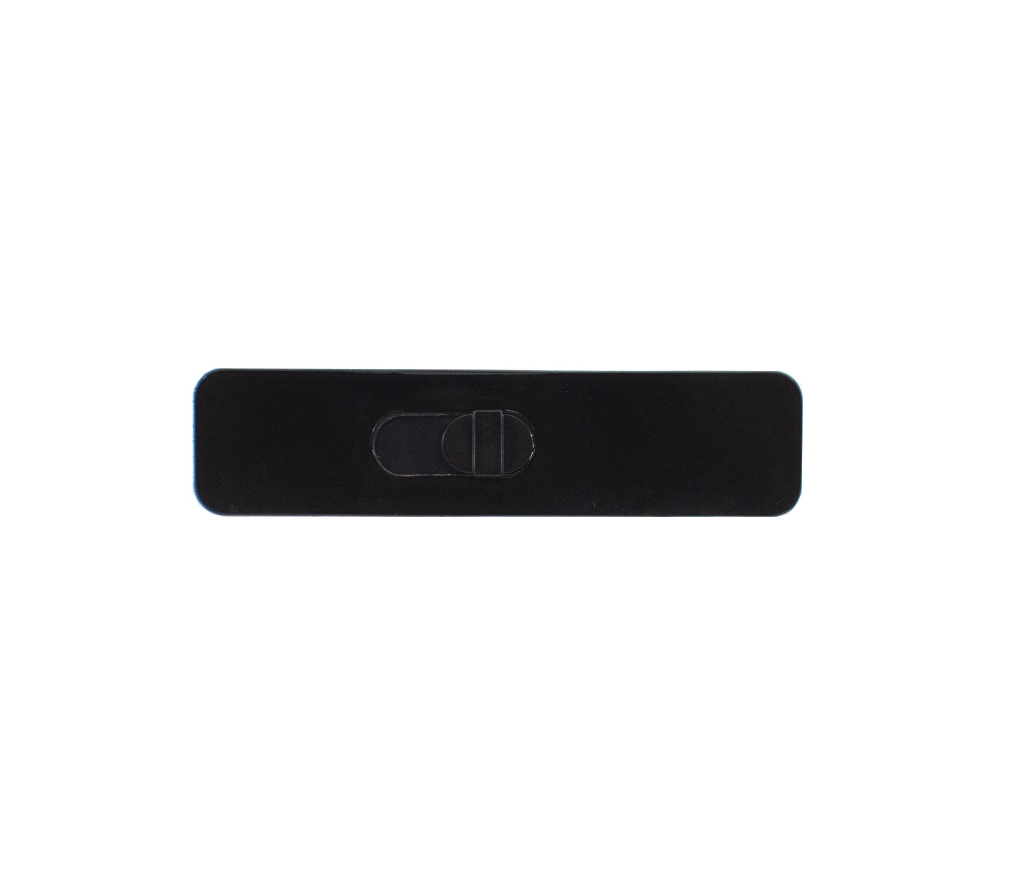 Kamshield Webcam Cover | Leather + Black
