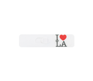 Kamshield Webcam Cover | I Love LA + Red
