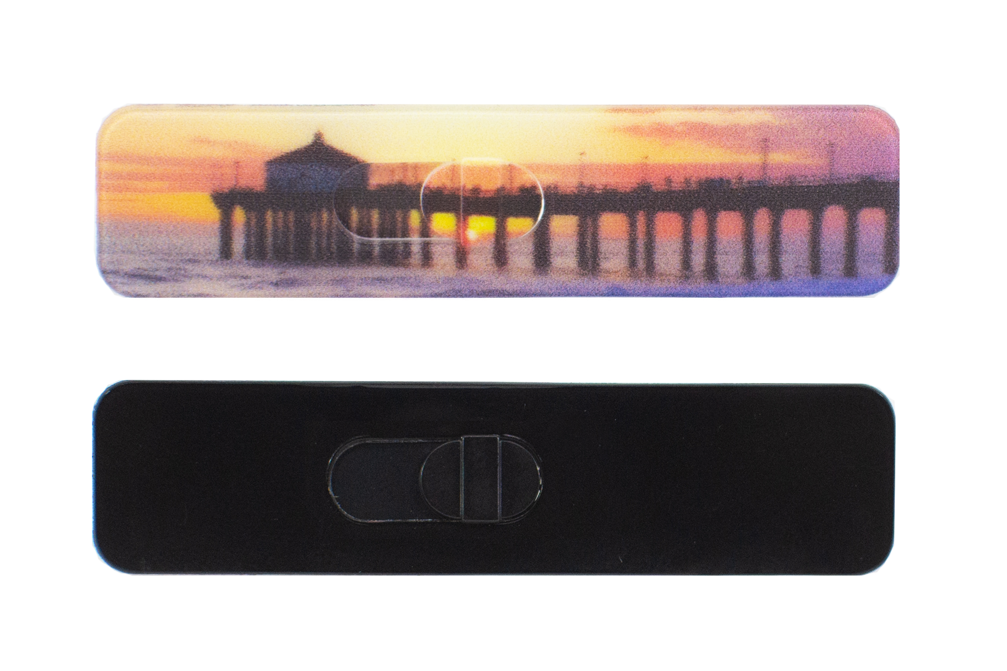 Sunset Pier + Black