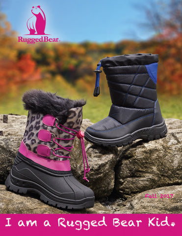 RUGGED BEAR FALL 2017 Catalog