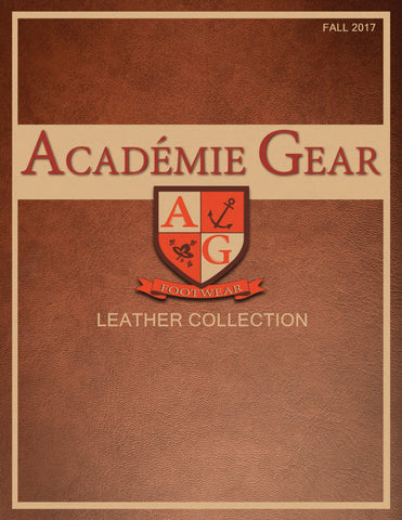 Academie Gear FALL 2017 Catalog