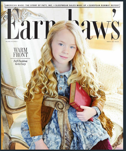 Earnshaws cover March 2014