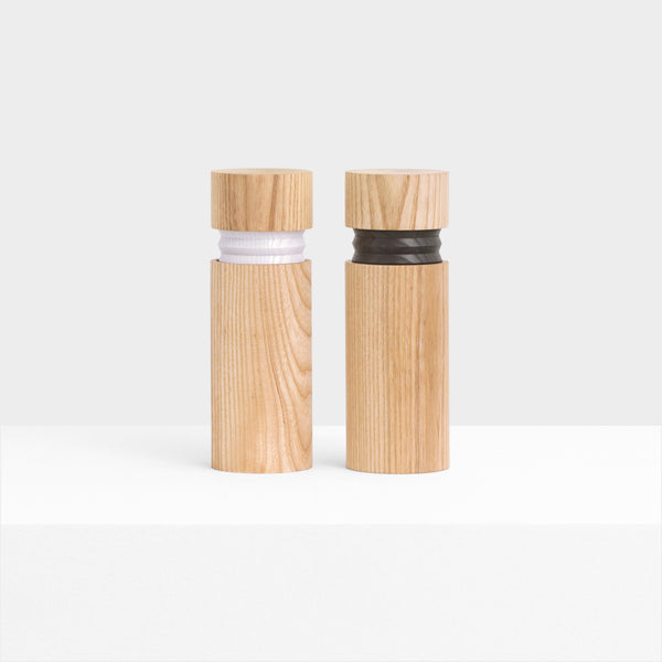 Bellow Salt and Pepper Grinders