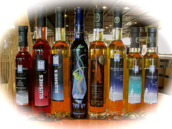 Icewine Taste Teaser Gift; available to Canadian and U.S. residents