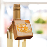 Bottleneck Mini™ Gift Tag - Mine & Yours