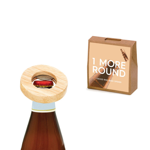 Bottleneck Mini™ Gift Tag - 1 More Round