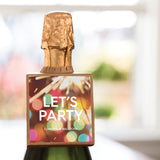 Bottleneck Mini™ Gift Tag - Let's Party