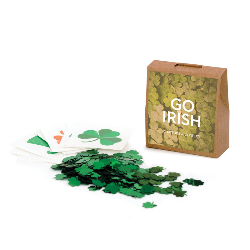 Bottleneck Mini™ Gift Tag - Go Irish