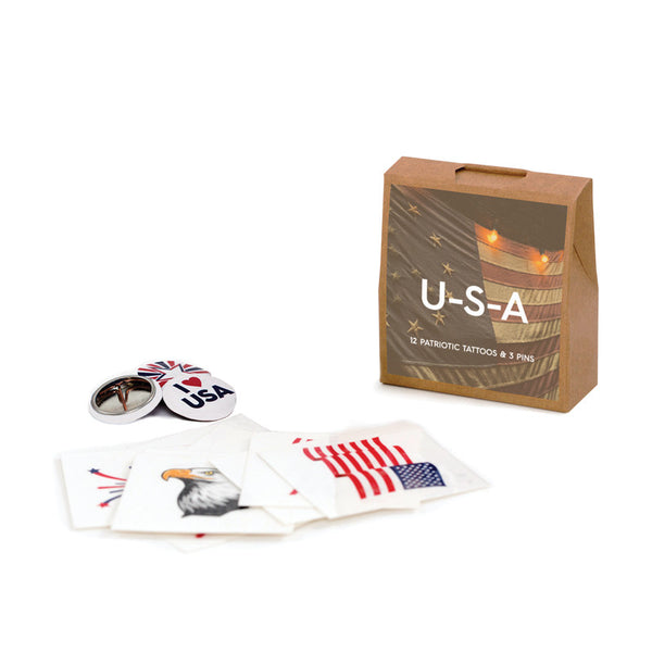 Bottleneck Mini™ Gift Tag - U-S-A