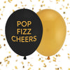 Bottleneck Mini™ Gift Tag - Pop Fizz Cheers