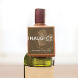 Bottleneck Mini™ Gift Tag - Naughty