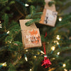 Bottleneck Mini™ Gift Tag - Holiday 4-Pack