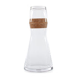 Avva Carafe + Stopper - Clear