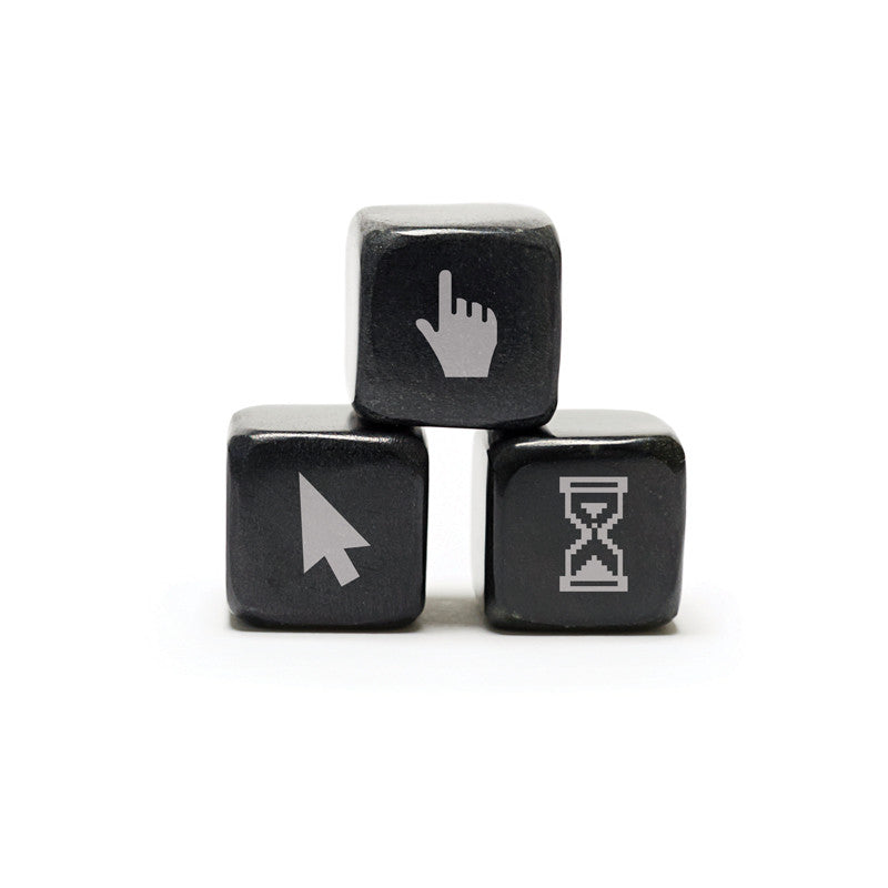 Whisky Stones® ICON - Geeky