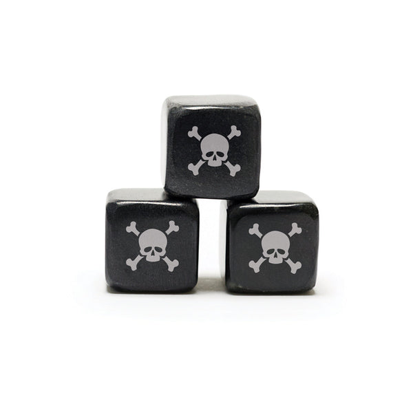 Whisky Stones® ICON - Skull & Crossbones