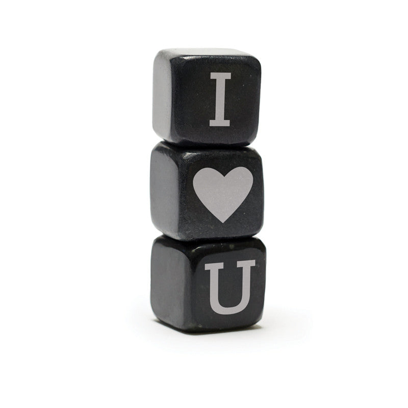 Whisky Stones® ICON - I ♥ U